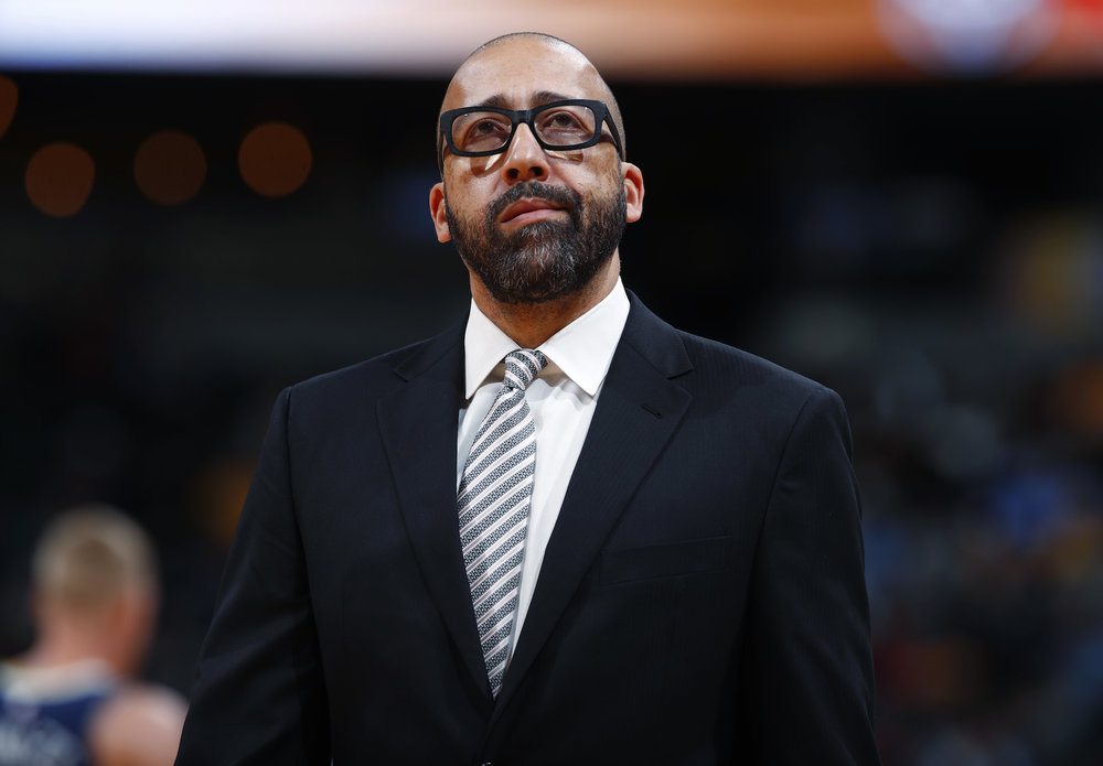 The Grizzlies have fired Fizdale, with the team at 7-12 and a day after he benched center Marc Gasol for the fourth quarter of an eighth straight loss. General manager Chris Wallace announced the move Monday, Nov. 27, 2017. (AP Photo/David Zalubowski, File)