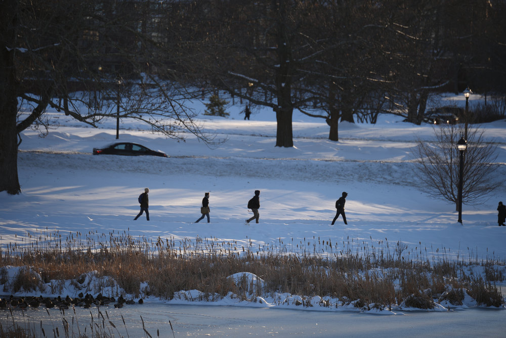 UConn Officials Provide Winter Weather Tips For Students As Cold Approaches  U2014 The Daily Campus