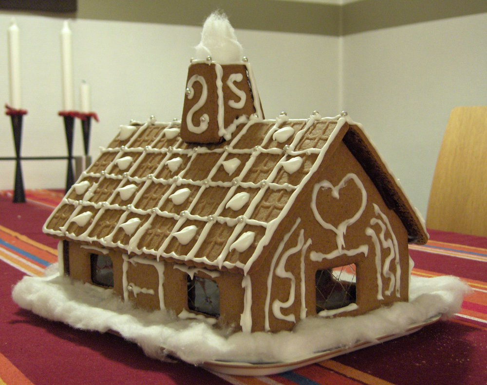 After the contest, the winning gingerbread house will be displayed in the president's office in Gulley Hall and the rest are sent back with the contestants. (Courtesy/Wikimedia Commons)