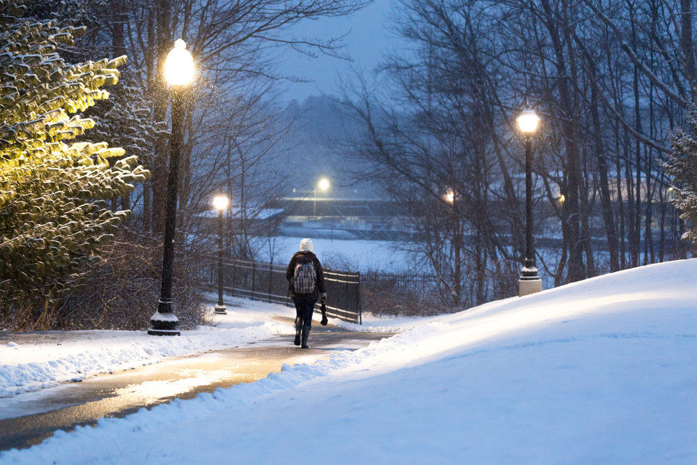 As the weather worsens, follow these tips to keep everything in check. (File Photo/The Daily Campus)