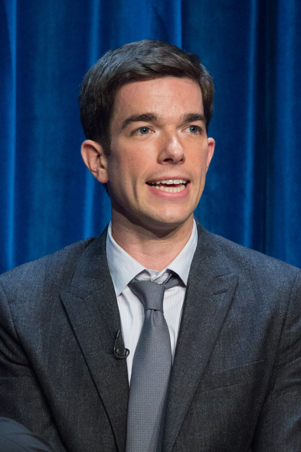 "John Mulaney at PaleyFest Fall TV Previews 2014 for the TV show ""Mulaney."" (Dominic D/Wikimedia Creative Commons)"
