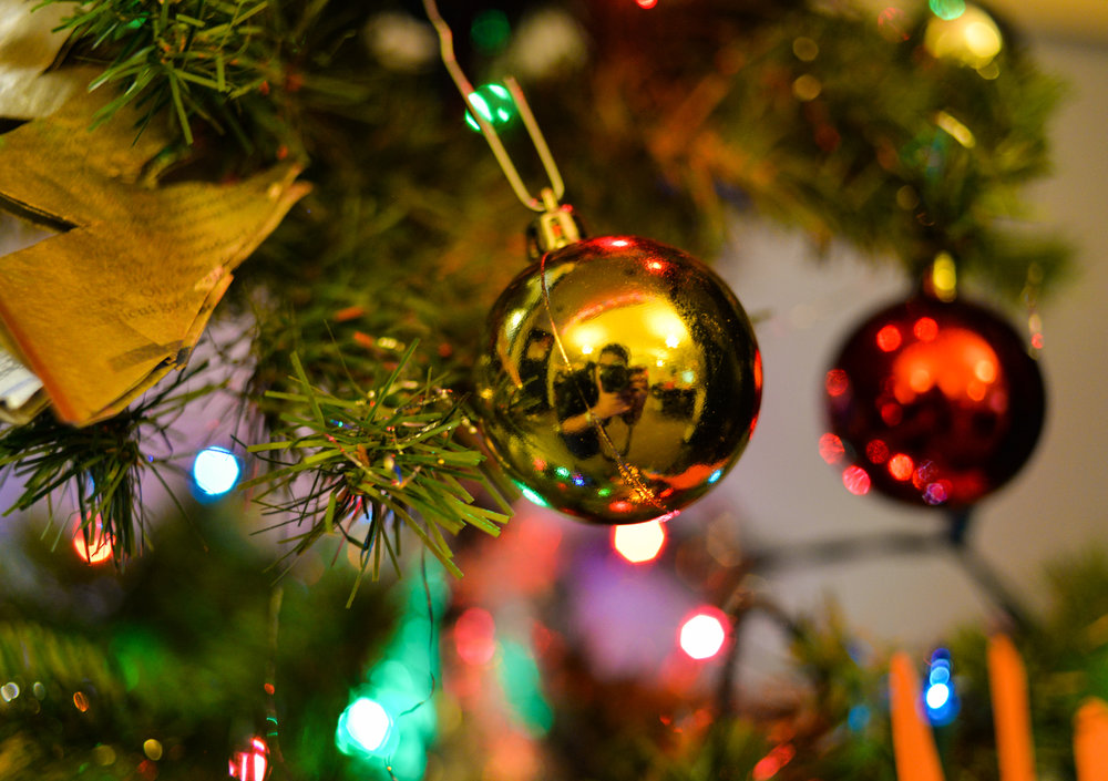 Planning a holiday party can be daunting and expensive.The trick is to be crafty and creative. (Amar Batra/The Daily Campus)