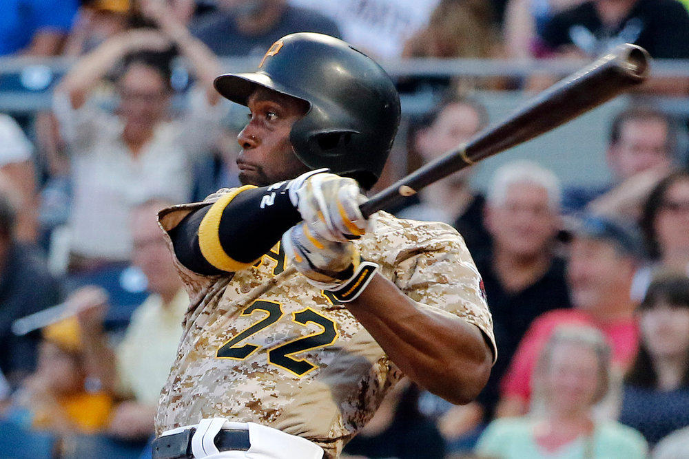 The Giants acquired McCutchen from the Pirates for right-hander Kyle Crick, minor league outfielder Bryan Reynolds and $500,000 in international signing bonus allocation. (AP Photo/Gene J. Puskar, File)