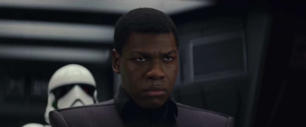 """The Last Jedi"" is riddled with useless and confusing side plots. Finn and Rose's adventure on Canto Bight was completely unnecessary. (Screenshot via YouTube)"