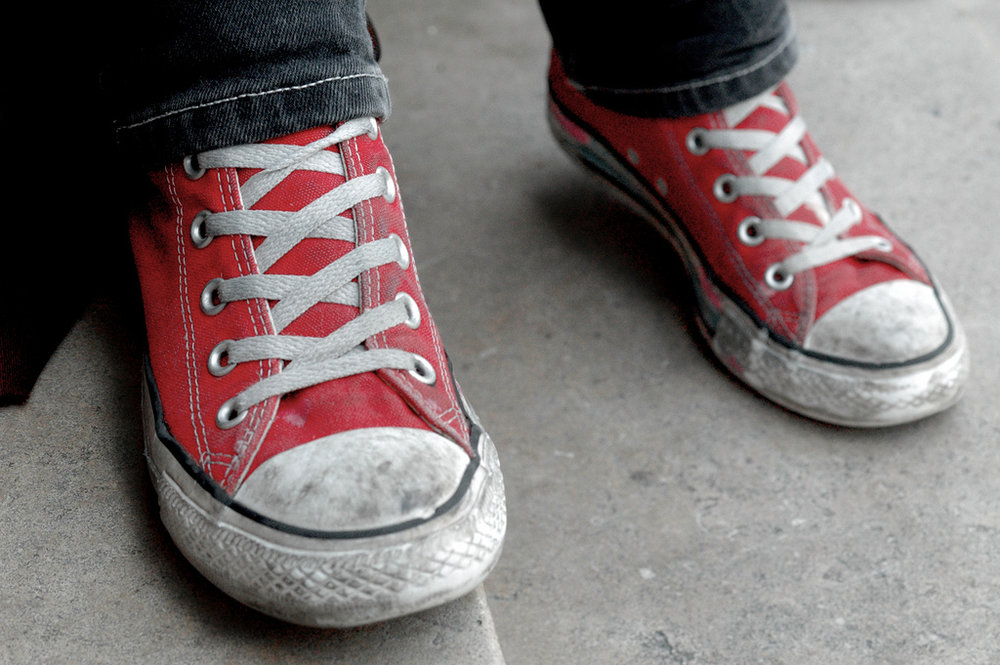 Any shoes, (excluding heels and snow boots), can be donated, according to Salvi. Shoes for men, women and children are being accepted, given that they are in relatively good condition. (Flickr Creative Commons/Valentin Ottone)