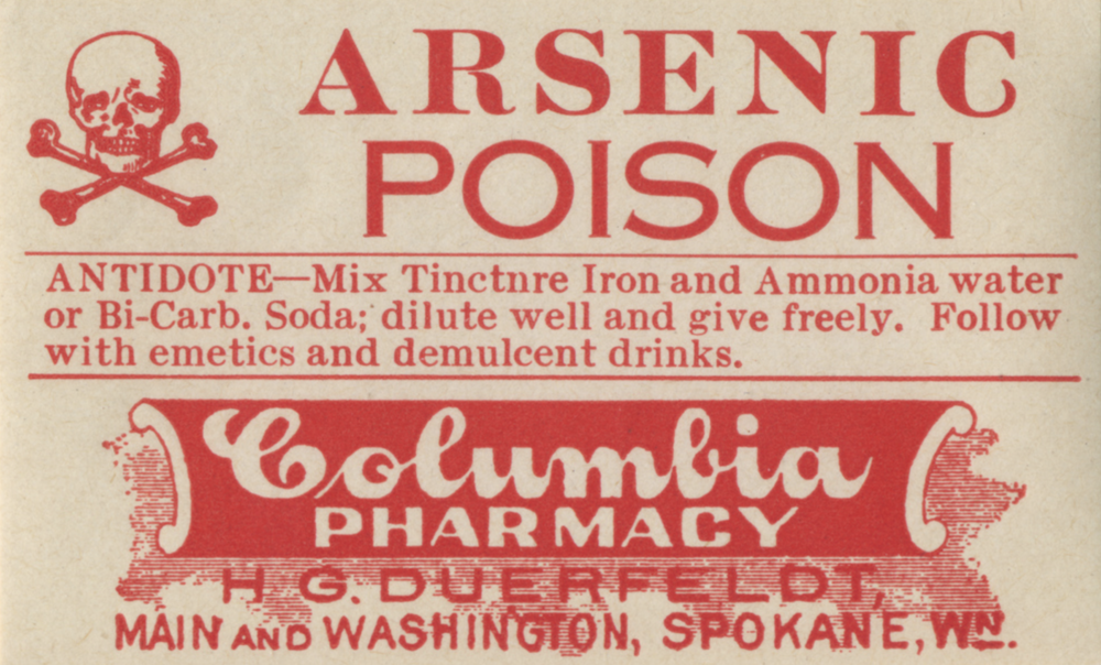 Arsenic, though poisonous, can be used for safe and even profitable purposes if treated the right way. (David Ward/Flickr)