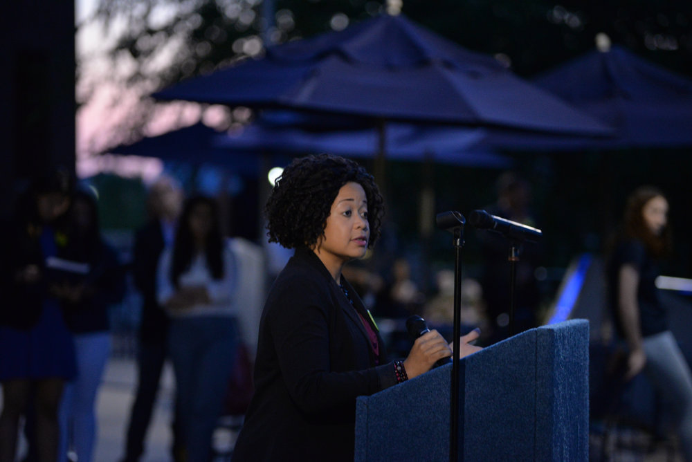 The Office for Diversity and Inclusion holds office hours twice a semester and launched the Diversity and Inclusion Advisory Committee last semester, Chief Diversity Officer Joelle Murchison said. (Amar Batra/The Daily Campus)
