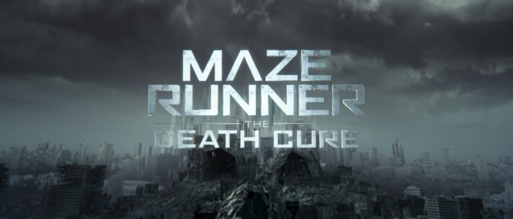 The Death Cure Marks An Emotional End To The Young Adult Trilogy