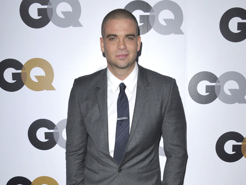 """Mark Salling, one of the stars of the Fox musical comedy """"Glee,"""" died, Tuesday Jan. 30, 2018. He was 35. (Photo by John Shearer/Invision/AP, File)"""