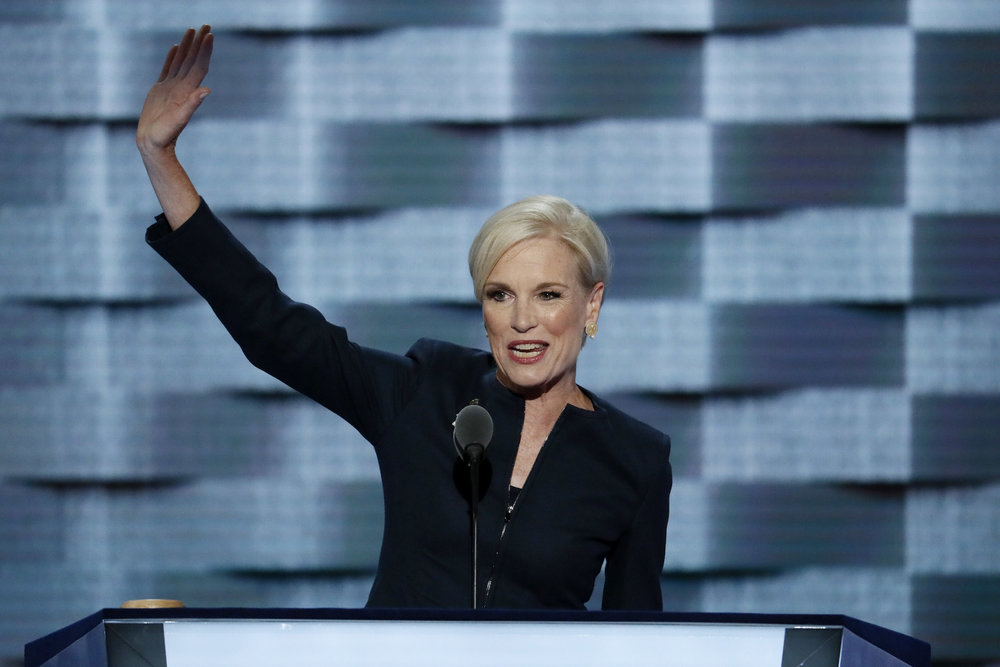 On Friday, Jan. 26, 2018, Richards, who led Planned Parenthood through 12 tumultuous years, said she is stepping down as its president. (AP Photo/J. Scott Applewhite)