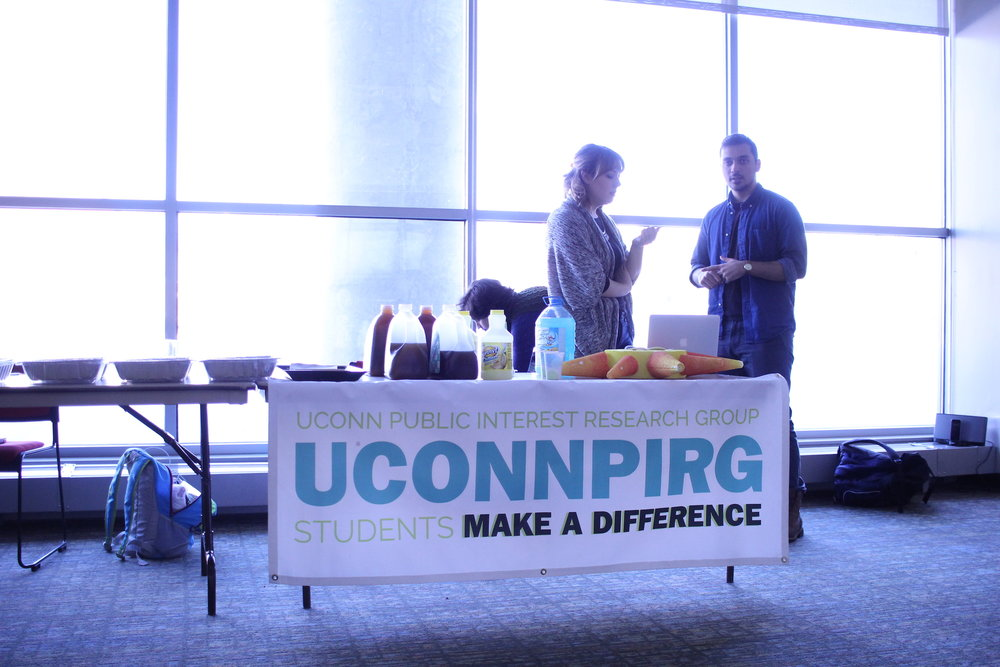 UConnPIRG will be working with professors and the UConn community this semester to make textbooks more available and affordable for students. (File Photo/The Daily Campus)