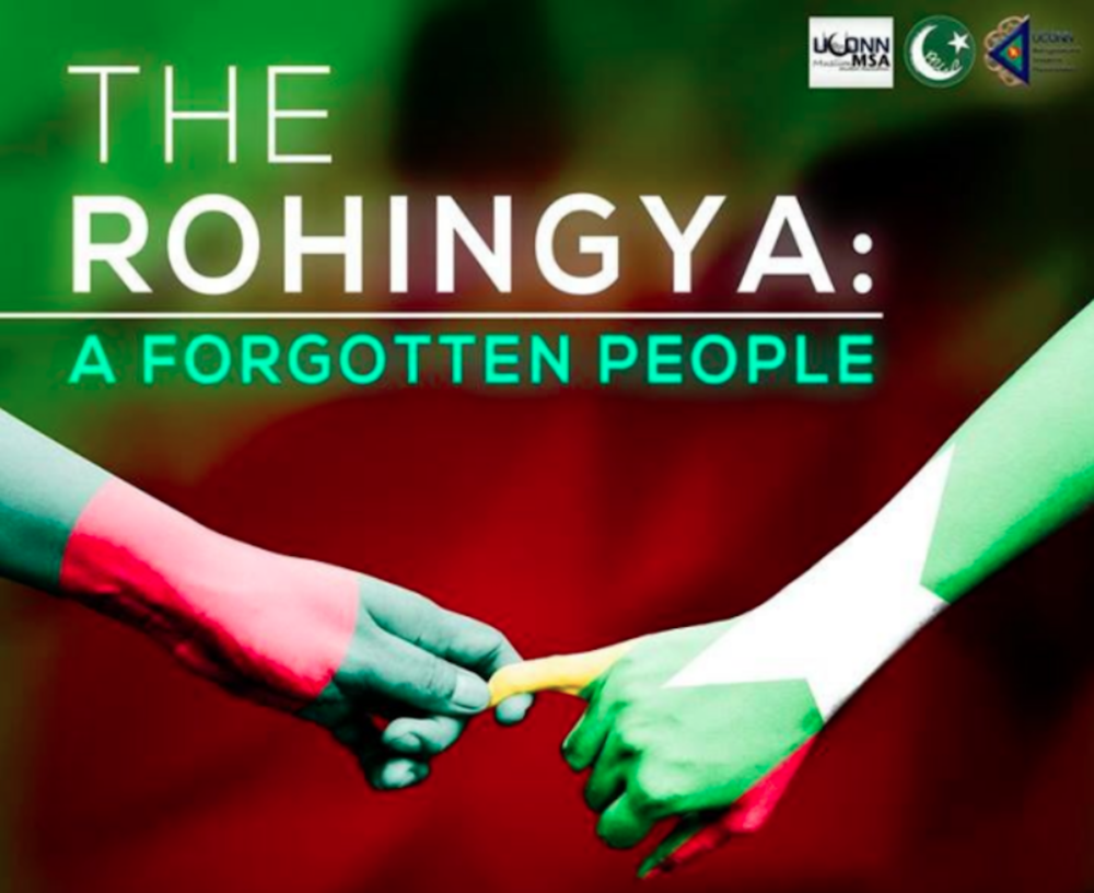 On Thursday Feb. 8 from 6:30 p.m. to 9:30 p.m. the UConn Bangladeshi Student Association will be hosting a dinner in the Alumni Center with a panel of speakers to shed light on the Rohingya refugee crisis in Bangladesh. (Photo courtesy of the UConn Bangladeshi Student Association)