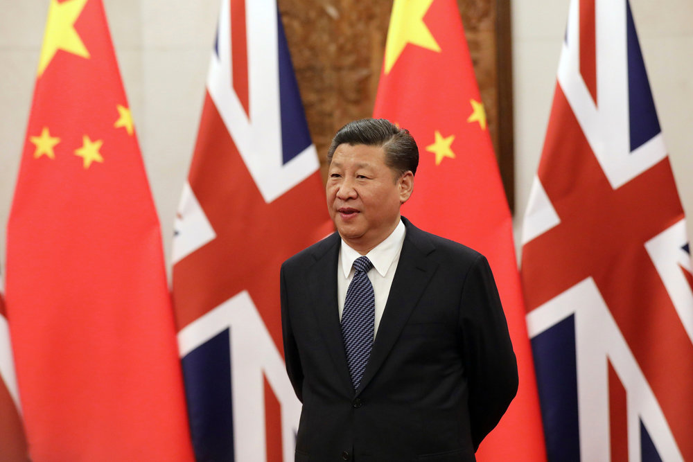 "Chinese President Xi Jinping's attention called for ""a toilet revolution"" to combat the embarrassing issue. (Wu Hong/Pool Photo via AP)"