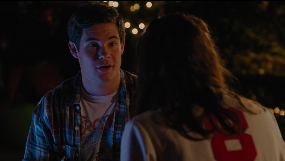"Adam DeVine from ""Workaholics"" in Netflix's new original romcom ""When We First Met"". (screenshot/Netflix)"