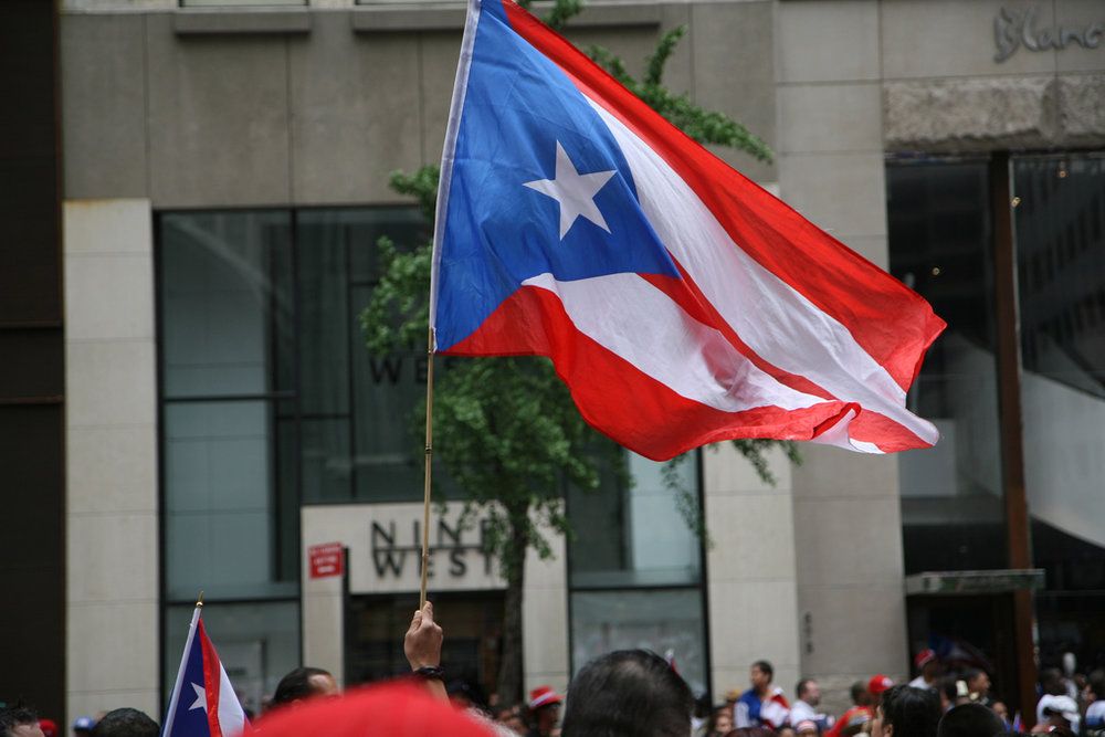 Secretary of the State Denise W. Merrill and other state leaders recently announced a voter registration drive for Puerto Rican families who were uprooted by Hurricane Maria and have since resettled in Connecticut.(Alex Barth/Flickr Creative Commons)