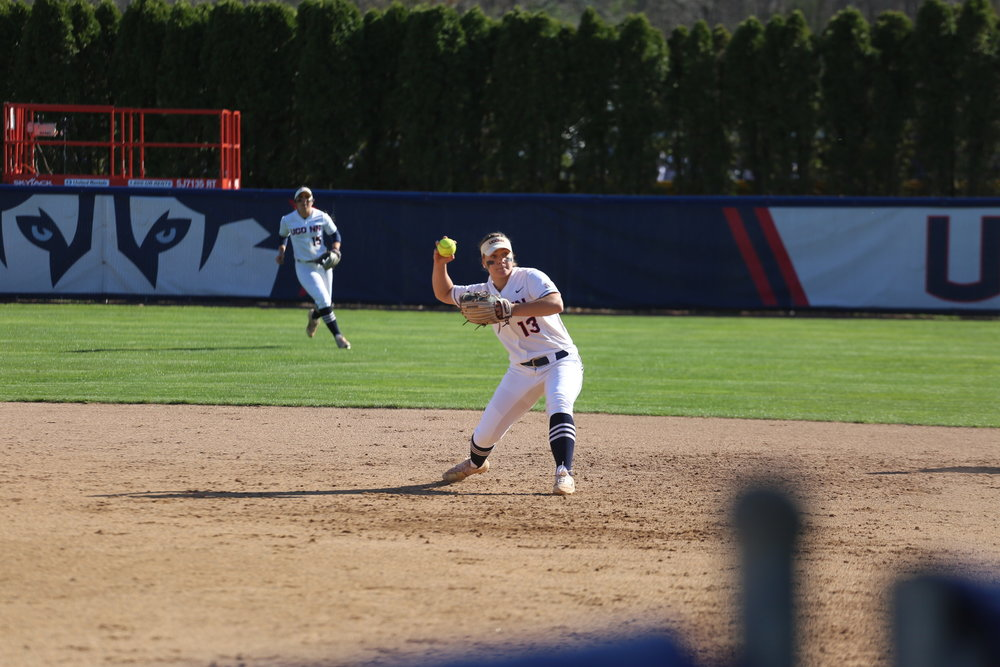 It was a tough weekend in the Peach State for UConn Softball (File Photo/The Daily Campus)