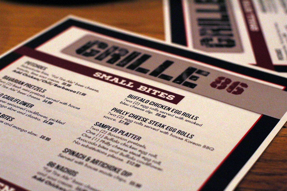 For its grand reopening, Grille 86 came out with a brand-new menu, meaning a whole new array of foods to try and a whole new review to write.(Kim Nguyen/The Daily Campus)