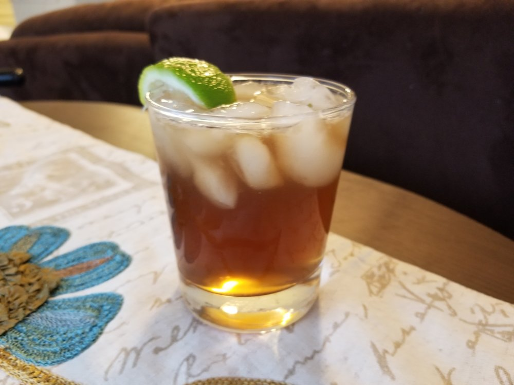 For those of us still in denial about the weather and our unseasonably snowy March, this week's drink is a Long Island Ice Tea. This college staple has five different types of alcohol in it, but is smooth enough to make you think that it has none. (Life/The Daily Campus)