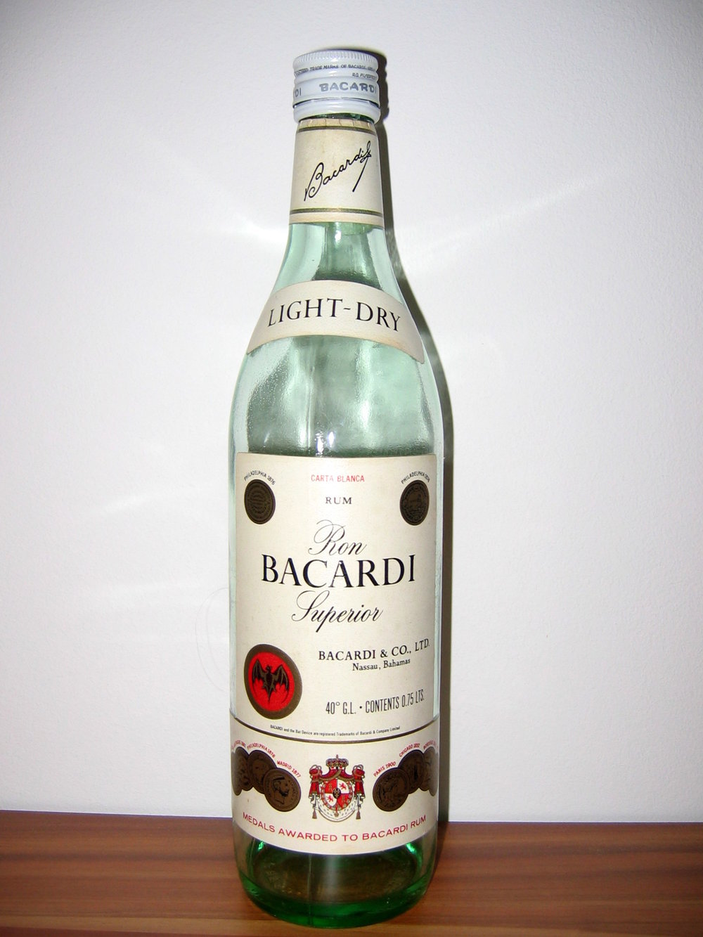 """Read some """"American Psycho,"""" drink some rum and have a good time. (Courtesy/Wikimedia Creative Commons)"""