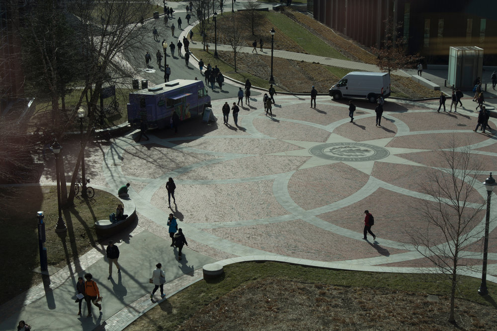 UConn has a strong and diverse campus that supports respectful dialogue (Nicholas Hampton/The Daily Campus)