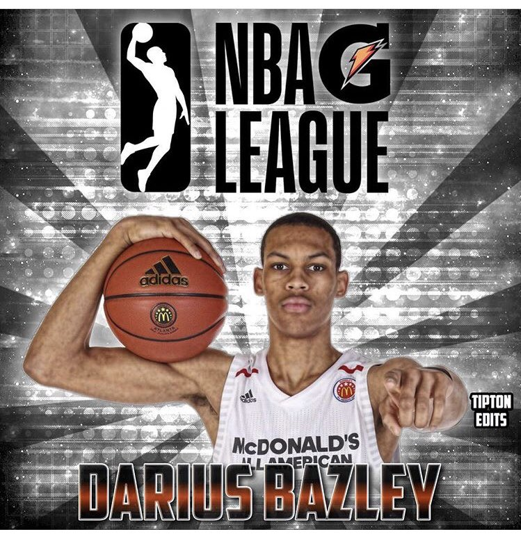 41e93819df20 Column  Bazley s betting on himself — The Daily Campus