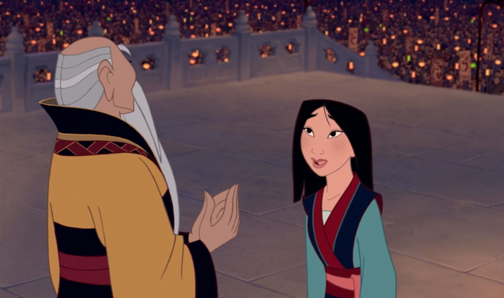 "Disney animated film ""Mulan"" is a childhood film classic. It can be found on Netflix. (Netflix/screenshot)"