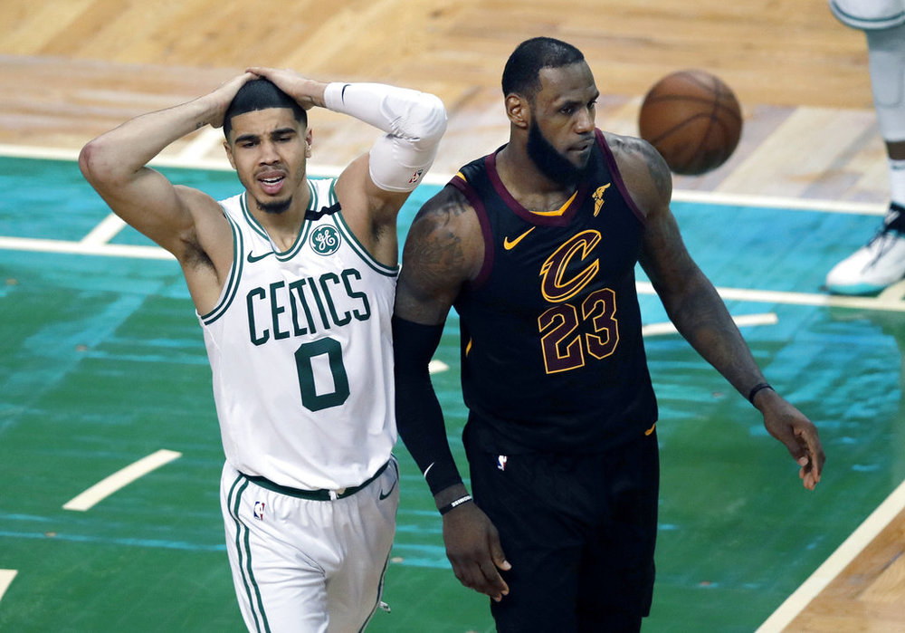 e38b6eb26 Making sense of the Celtics  crushing defeat — The Daily Campus