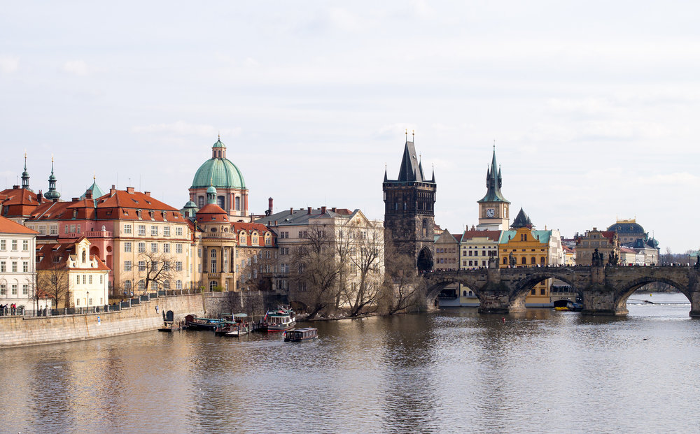 The beginning of the school year is a time to set goals for yourself. Campus correspondent, Daniel Cohn, hopes to study abroad in Prague this Spring. (Roman Boed/Flickr Creative Commons)