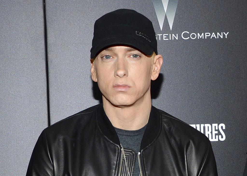 9738ba6d Eminem drops surprise album 'Kamikaze' full of vitriolic bars and  finger-pointing — The Daily Campus