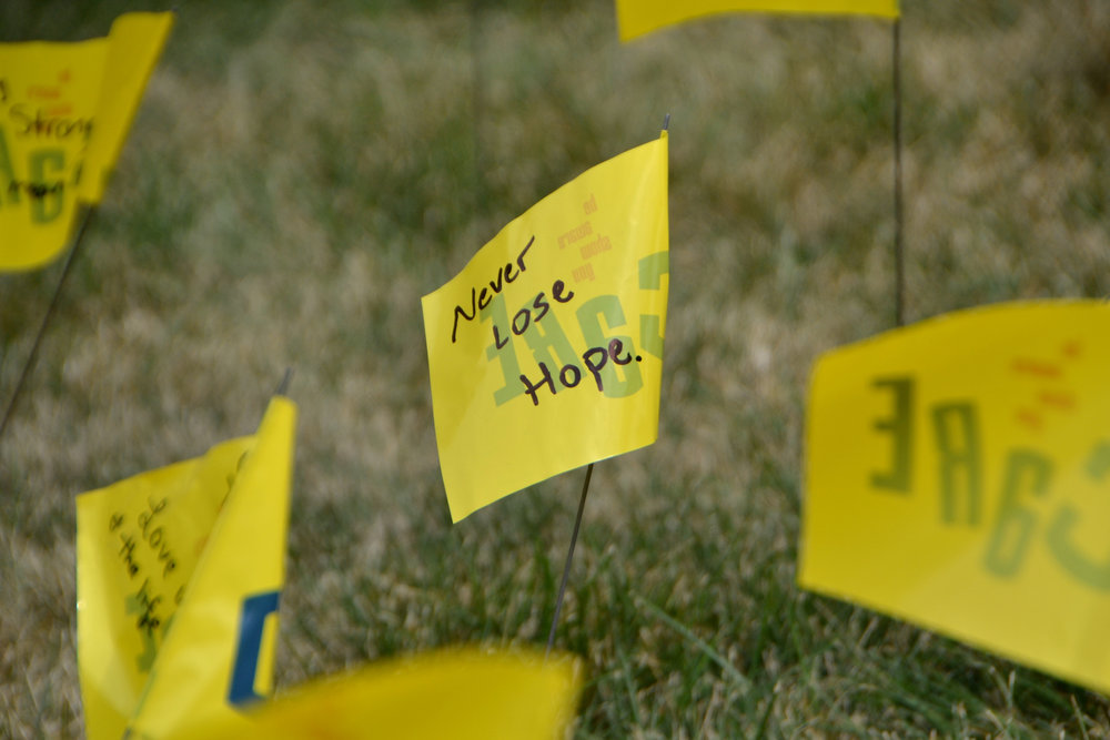 Studies show that suicide is the tenth leading cause of death in the United States and there are about 123 suicides per day (File Photo/The Daily Campus)