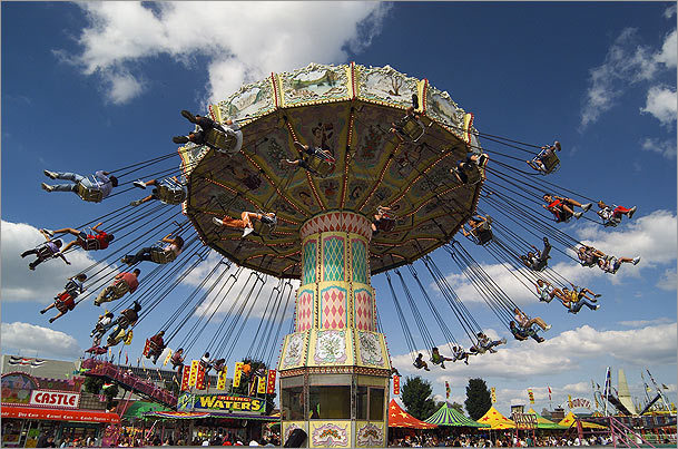 The Big E is an essential trip for anyone looking to experience the culture of New England. (File/AP)