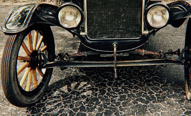 "Henry Ford famously said about the Model T, ""You can have it in any color you want, as long as it is black."" ( Sharife/Flickr Creative Commons )"
