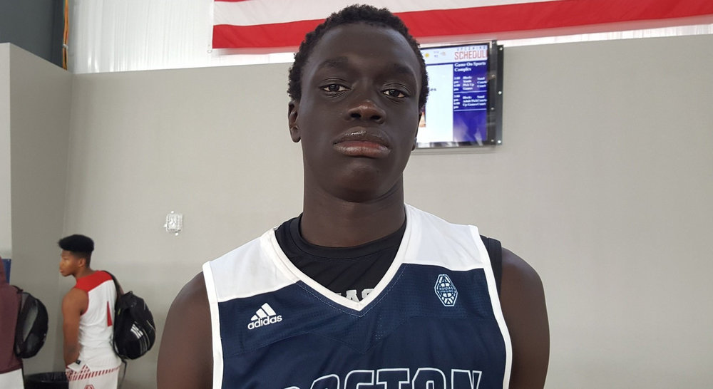 Akok Akok, a Mass Rivals and Putnam Science Academy prospect, is strongly considering UConn for his college choice (247sports.com)