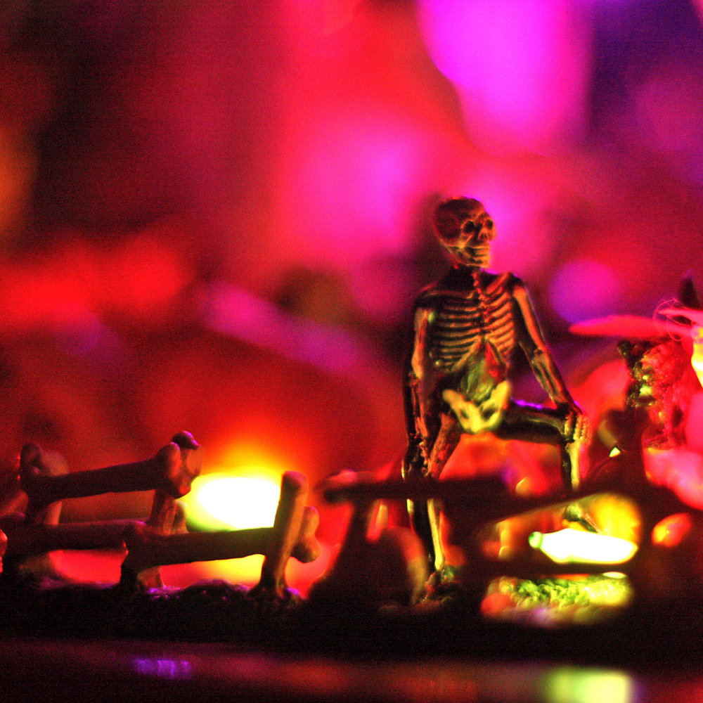 Here are the must-have songs to keep you in the Halloween holiday spirit. (Kevin Dooley/Flickr Creative Commons)
