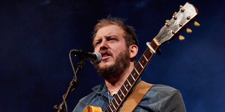 What's Justin Vernon Been Up to Since the Last Bon Iver Album? A Lot. (Photo by Phil Bourne/Redferns via Getty Images)