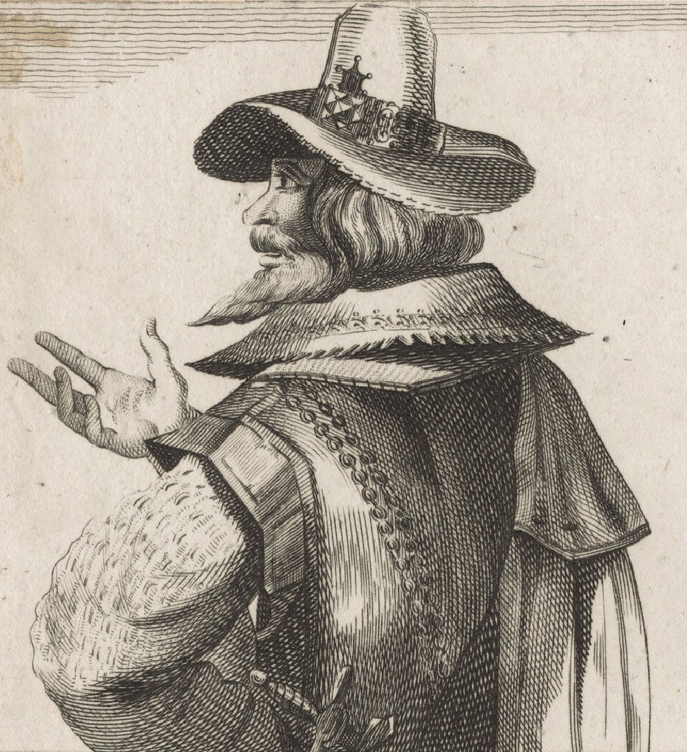On Nov. 5 1605, Robert Catesby led a group of English Catholics in a failed assassination attempt of King James I. Catesby and his co-conspirators planned to blow up the House of Lords, where the King would be present at an event, by stashing large amounts of explosives beneath the building. (Public Domain/Wikimedia Commons)