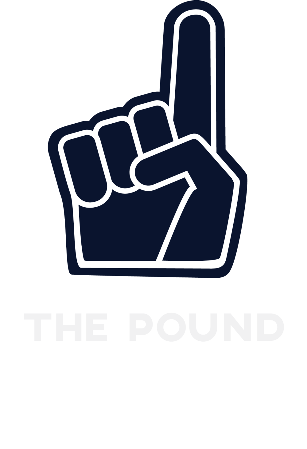 The logo for The Pound. (Photo supplied by writer.)