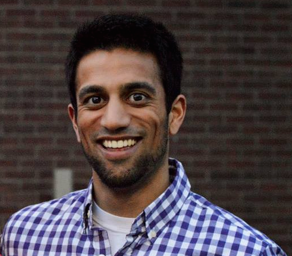 Hemal Shah was named to Forbes 30 Under 30 list in Consumer Technology. ( Photo courtesy of Linkedin )