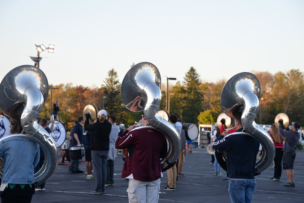 Investigation into UConn Marching Band Director Dr. David Mills by Office of Institutional Equity complete (File photo/The Daily Campus)