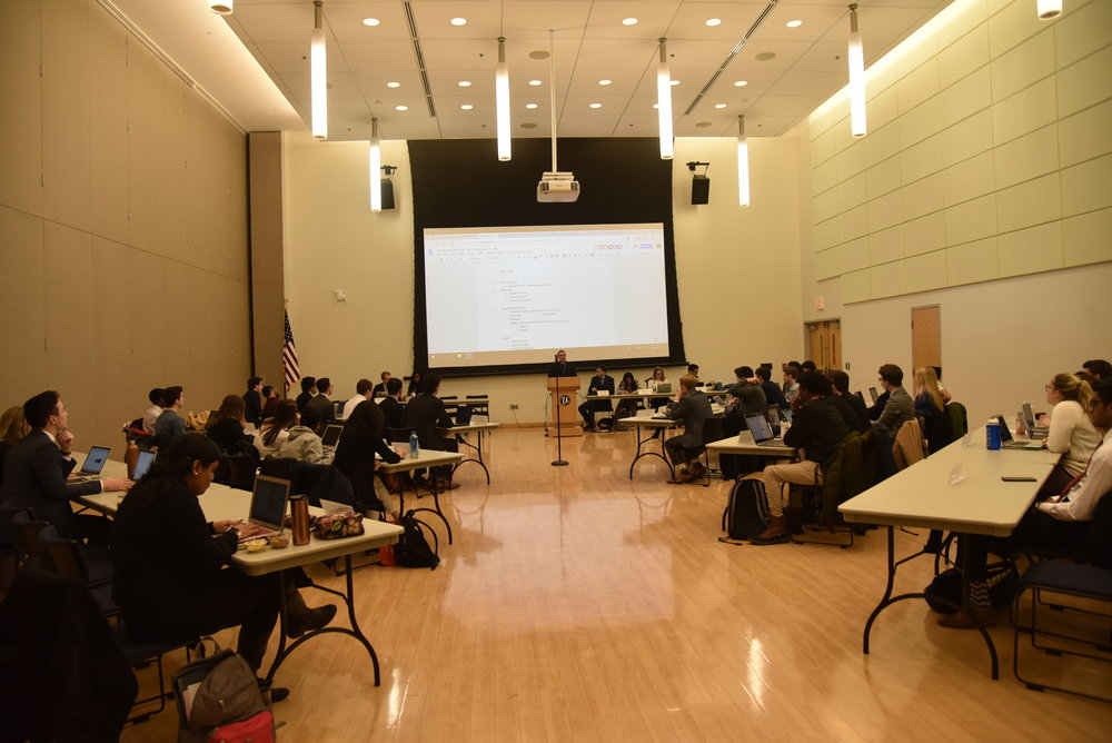 USG elections are currently open and active (Eric Yang/The Daily Campus)