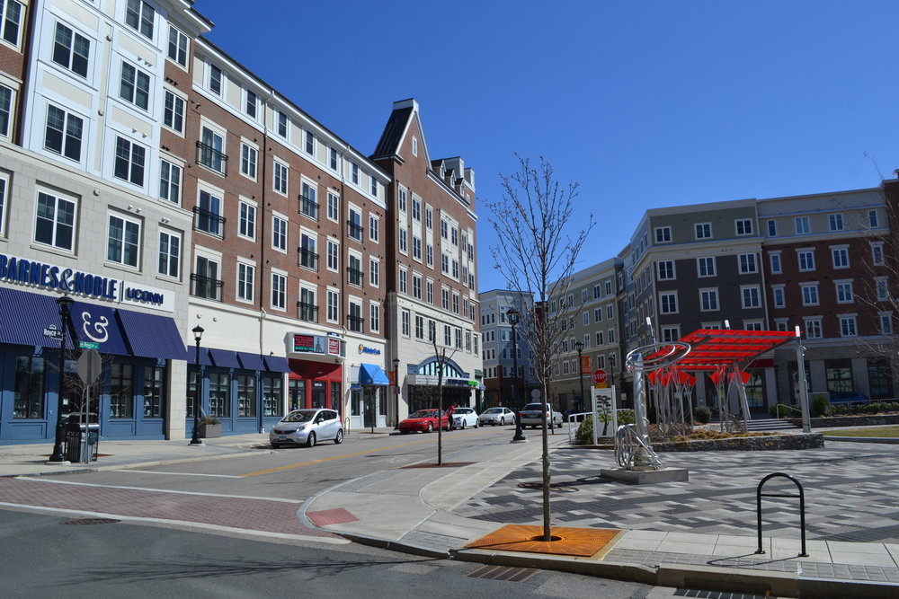 The recent issues at Storrs Center will be discussed by the Mansfield Town Council. File Photo/The Daily Campus