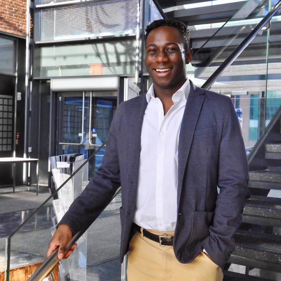 Chinyumba is also involved in a bounty of UConn organizations and hopes to share that as a newcomer to USG. As a sixth-semester political science and real estate double major, he's interested in policymaking and how it affects communities locally and nationally. (Photo courtesy of Priyanka & Manny 2019 on Facebook)