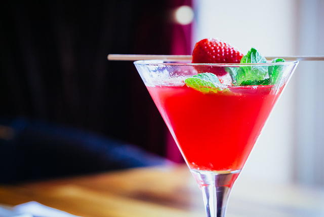 So with this month being all about female empowerment, why not celebrate the ladies the best way we know how: Drinking cocktails in support of feminism and our most inspirational heroines. ( daspunkt/Flickr Creative Commons )