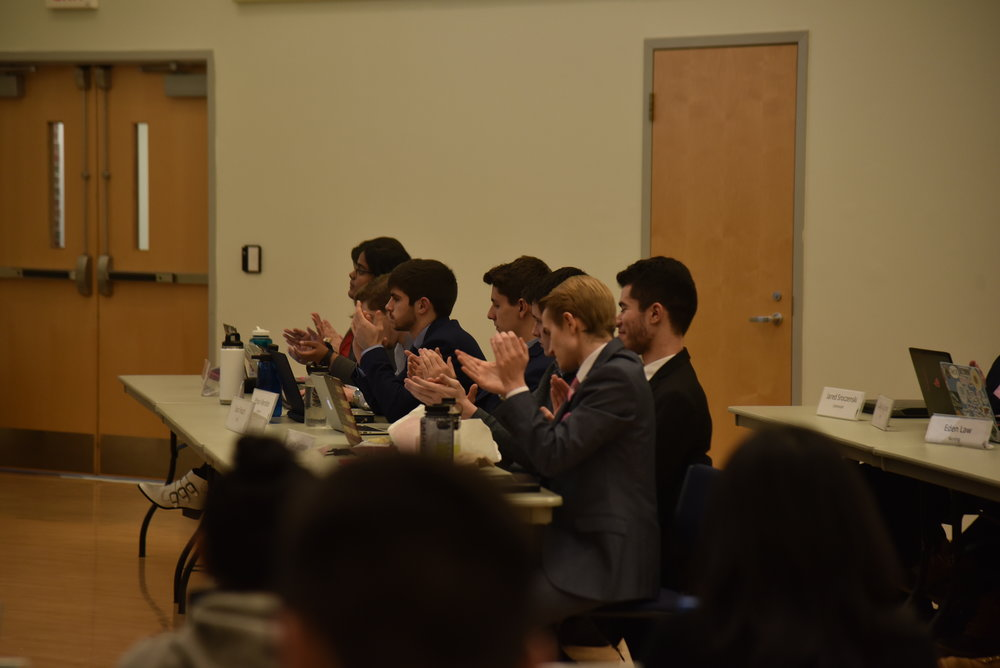 The 2019 joint elections for the Undergraduate Student Government closed Thursday at noon. (File photo/The Daily Campus)
