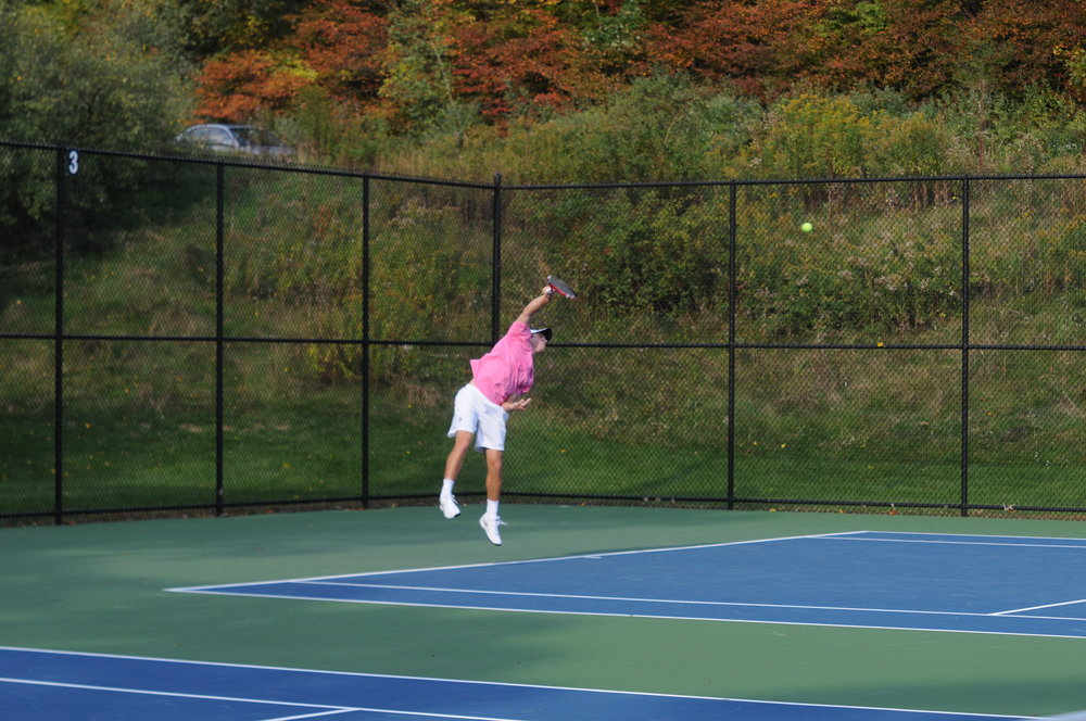 UConn Tennis. (File Photo/The Daily Campus)