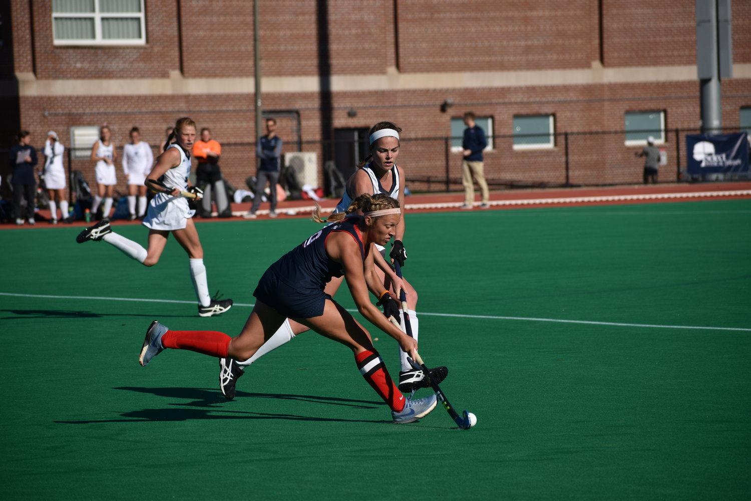 Uconn Field Hockey A Year In Review The Daily Campus