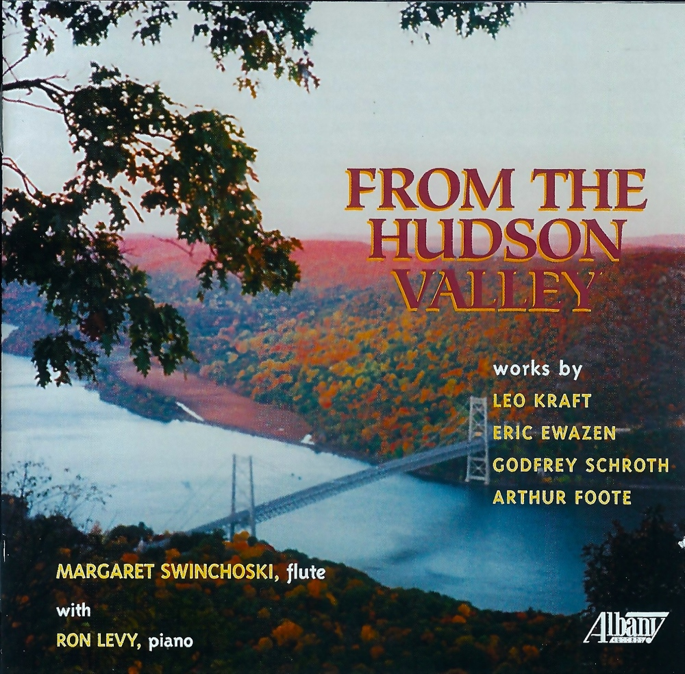 From The Hudson Valley - Albany Records:TROY371