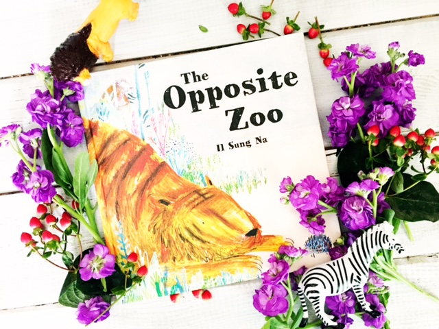 The opposite zoo by il sung na booktomato the opposite zoo by il sung na m4hsunfo