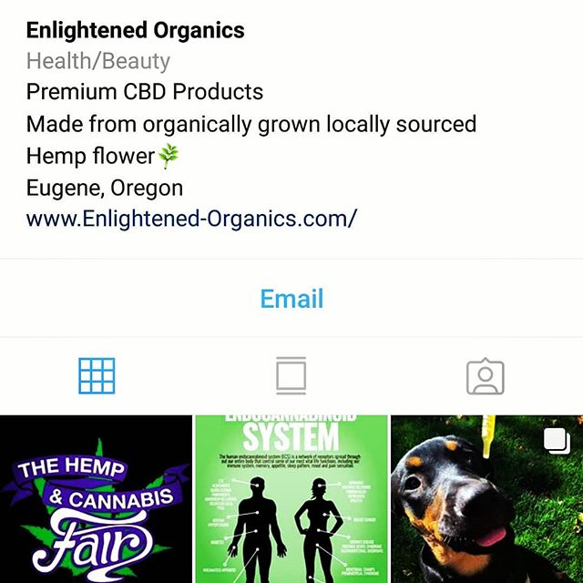 Haven't posted in a while because we've been busy starting a new CBD company. Check it out and give us a follow @enlightenedorganics 🐸 . . . #cbd #cbdoil #organic #hemp #Oregon #organicfarming #organicgardening #herbalife #pain #anxiety #arthritis #epilepsy #natural #medicine #ReapWhatYouSow #GoliathGrow