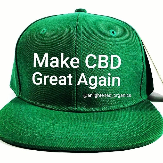☘️Make CBD Great Again!🌿 What do you think?.. @enlightened_organics . . . #MCBDGA #MAGA #CBD #Hemp #merica #cbdoil #hempoil #Seattle #Portland #Eugene #Bend #SanFrancisco #SanJose #BayArea #LA #SanDiego #LasVegas #Denver #NewYork #Miami #Detroit #Cleveland #Houston #StLouis #Oregon #PNW #California #Colorado